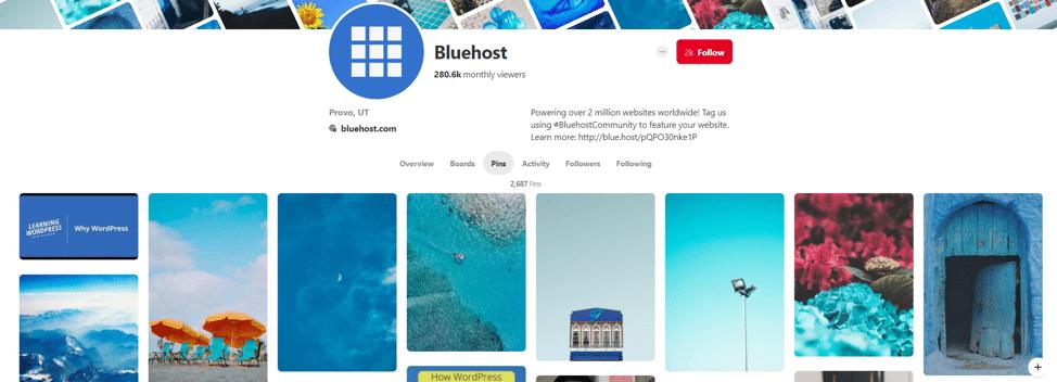 Pinterest Business Branding