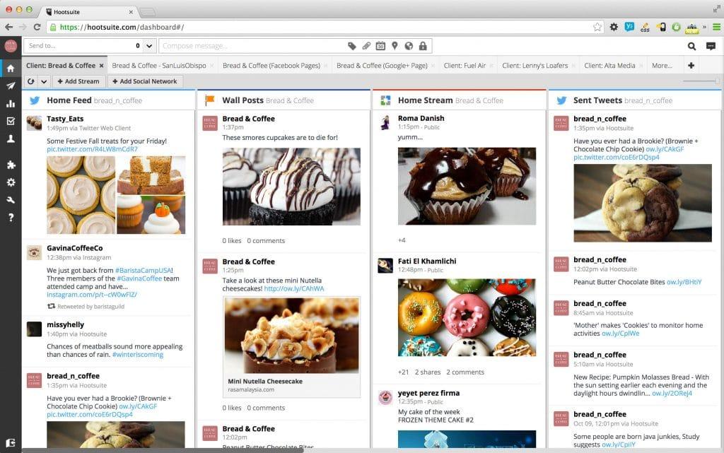 HootSuite Social Media Tools